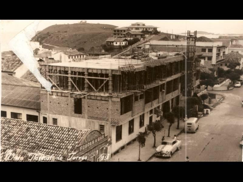 História hotel